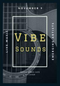 Vibe Sounds @ Naked Cyber Cafe